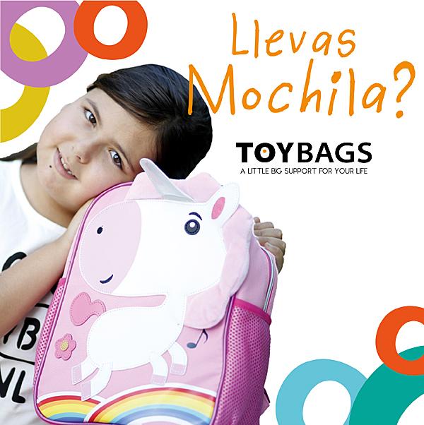 María LLevas Mochila