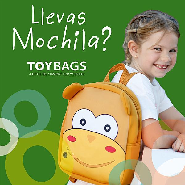 Matilda LLevas Mochila